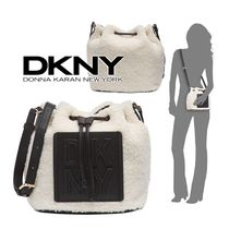 DKNY Casual Style Shoulder Bags