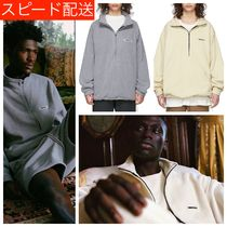 FEAR OF GOD ESSENTIALS Pullovers Unisex Street Style Tops