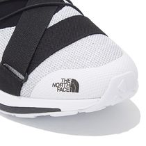 THE NORTH FACE Rubber Sole Casual Style Unisex Blended Fabrics Python