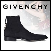GIVENCHY Plain Chelsea Boots Chelsea Boots