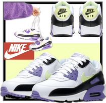 Nike AIR MAX 90 Casual Style Low-Top Sneakers