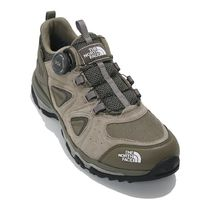 THE NORTH FACE Rubber Sole Casual Style Unisex Blended Fabrics Leather