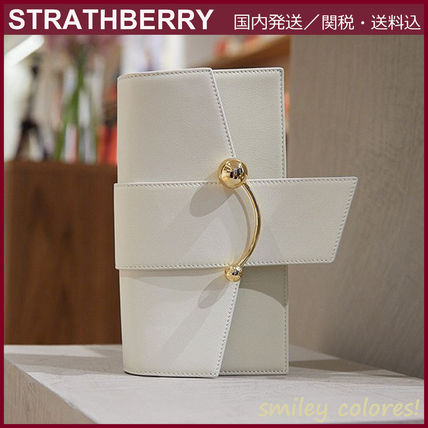 Crossbody Formal Style  Casual Style Leather Elegant Style
