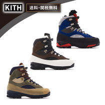 KITH NYC Street Style Boots