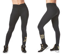 ZUMBA Blended Fabrics Activewear Bottoms