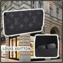 Louis Vuitton 2020 SS WOODY GLASSES CASE noir more eyewear