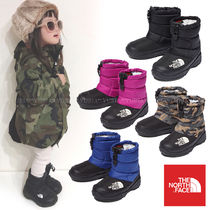 THE NORTH FACE Nuptse Kids Girl Boots
