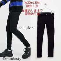 collusion Street Style Skinny Jeans