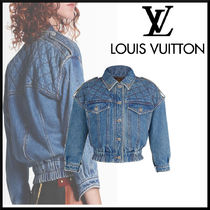 Louis Vuitton Logo Jackets