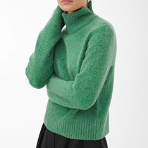 ARKET Casual Style Wool Long Sleeves Plain Party Style