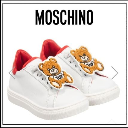 professional sale performance sportswear buying cheap Shop Moschino 2020 SS Unisex Baby Girl Shoes by PPNT55 | BUYMA