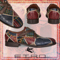 ETRO Loafers Leather Loafers & Slip-ons