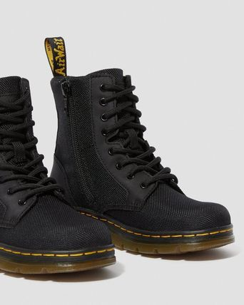 Dr Martens COMBS Unisex Street Style Kids Girl Boots