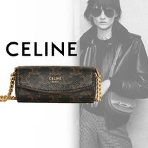 CELINE Triomphe Canvas Tools & Brushes