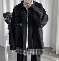 Short Other Check Patterns Street Style Plain Coach Jackets