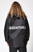 FEAR OF GOD ESSENTIALS Unisex Street Style Coats