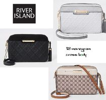 River Island Casual Style Office Style Shoulder Bags
