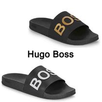 Hugo Boss Street Style Sandals