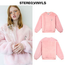 STEREO VINYLS COLLECTION Unisex Street Style Tops