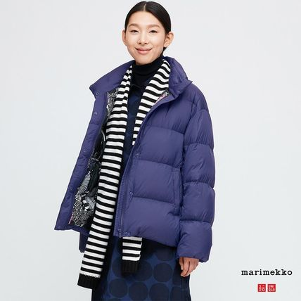 Collaboration Down Jackets