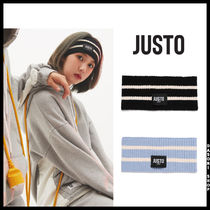JUSTO Unisex Street Style Hats & Hair Accessories