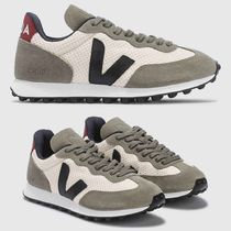 VEJA Rubber Sole Casual Style Street Style Low-Top Sneakers