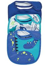 George Baby Boy Bibs & Burp Cloths