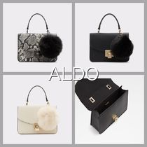 ALDO Casual Style Faux Fur Party Style Python Elegant Style