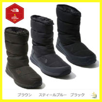 THE NORTH FACE Casual Style Plain Ankle & Booties Boots