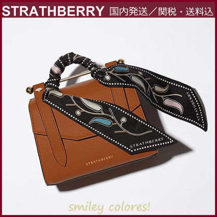 Casual Style Leather Elegant Style Formal Style