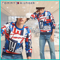 Tommy Hilfiger Street Style Sweaters
