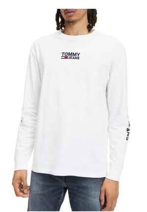 Tommy Hilfiger Long Sleeve Pullovers Street Style Long Sleeves Plain 2