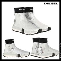 DIESEL Platform Rubber Sole Ankle & Booties Boots
