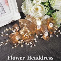 Flower Party Style Elegant Style Hair Accessories