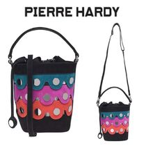 Pierre Hardy Casual Style 2WAY Elegant Style Shoulder Bags