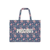 BONTON Flower Patterns Casual Style Totes