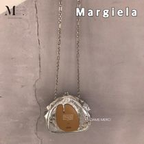 Maison Margiela Casual Style Leather Party Style Shoulder Bags