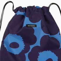 marimekko Flower Patterns Unisex A4 Shoppers