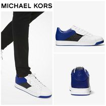 Michael Kors Leather Sneakers