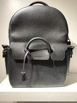 BUSCEMI Unisex Leather Totes