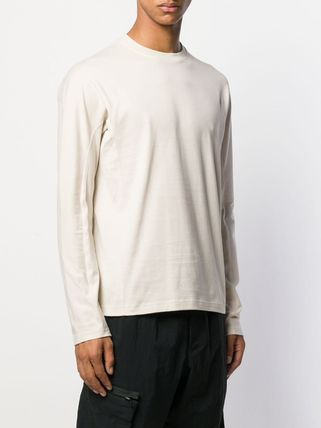 Y-3 Long Sleeve Long Sleeves Cotton Long Sleeve T-Shirts 4
