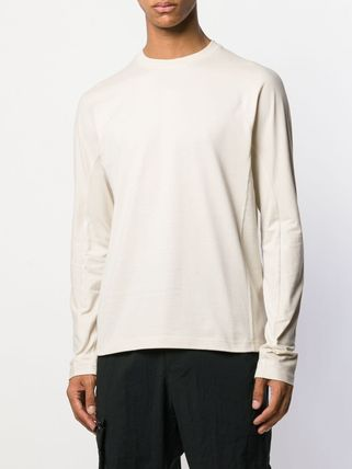 Y-3 Long Sleeve Long Sleeves Cotton Long Sleeve T-Shirts 5