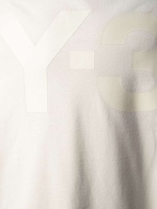 Y-3 Long Sleeve Long Sleeves Cotton Long Sleeve T-Shirts 6