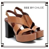 See by Chloe Leather Sandals Sandal