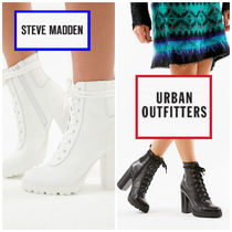 Urban Outfitters Casual Style Street Style Plain Boots Boots