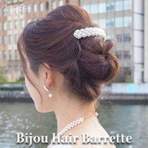 Party Style With Jewels Elegant Style Hair Accessories