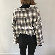 Gingham Tartan Other Plaid Patterns Casual Style