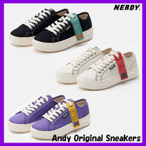 NERDY Unisex Collaboration Sneakers