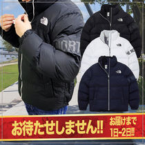 THE NORTH FACE Unisex Street Style Oversized Down Jackets