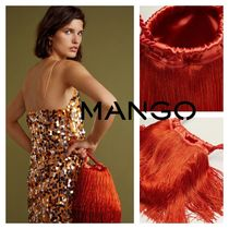 MANGO Party Style Fringes Party Bags